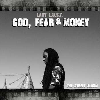 GOD, FEAR & MONEY cover art