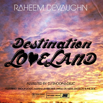 Destination LoveLand cover art