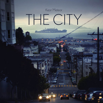 The City EP cover art