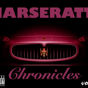 Marseratti Chronicles Vol. 1 cover art