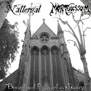 Buried and Doomed in Misery cover art
