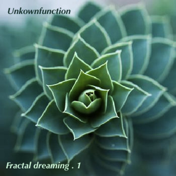 Fractal dreaming . 1 cover art