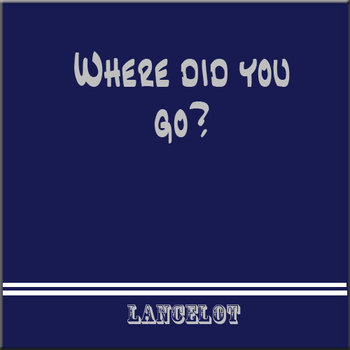 Where Did You Go? cover art