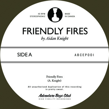 Friendly Fires cover art