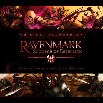 Ravenmark: Scourge of Estellion (Original Soundtrack) cover art