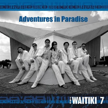Adventures In Paradise cover art