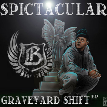 Graveyard Shift EP cover art