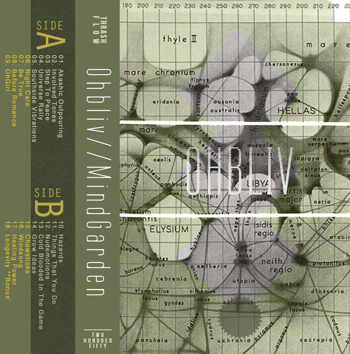 Stream Ohbliv's 'MindGarden' In Its Entirety