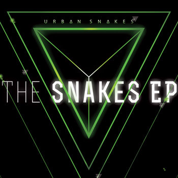 The Snakes EP cover art
