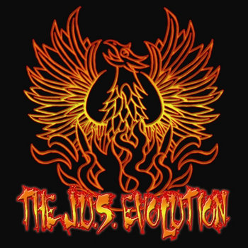 "The J.U.S. Evolution - ""R U Evolutionized?"" cover art"