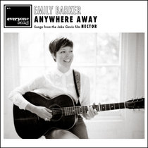 Anywhere Away (Songs from the Jake Gavin film 'Hector') Cover Art