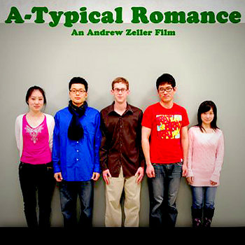 A-Typical Romance [Soundtrack] cover art