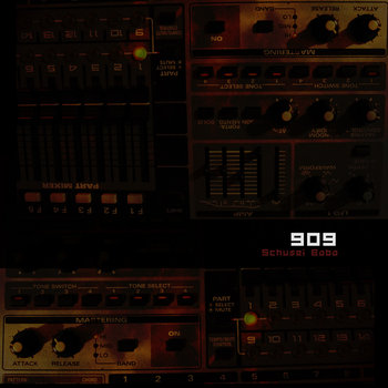 909 cover art