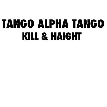 Kill & Haight cover art