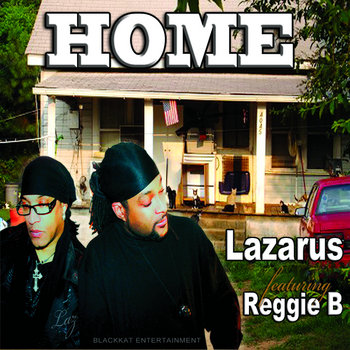 Home - feat Reggie B cover art