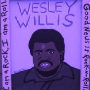 Suck A Polar Bear's Dick For 2026: Wesley Willis Gooed & Slopped cover art