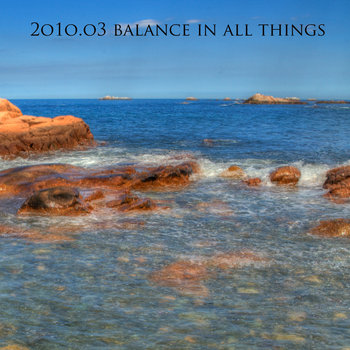 2o1o.o3 balance in all things cover art