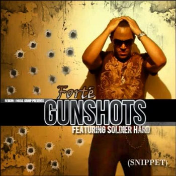 Gunshots by Forte Feat Soldier Hard SAMPLE cover art
