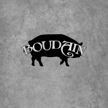 Boudain EP cover art