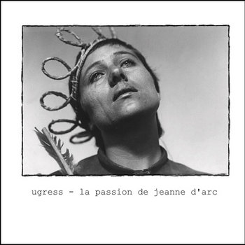 La Passion De Jeanne D'Arc cover art