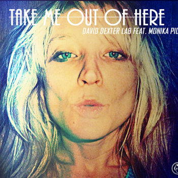 Take me out of here EP cover art