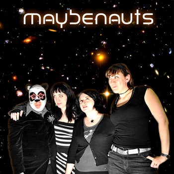 The Maybenauts cover art