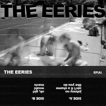 e.p a cover art