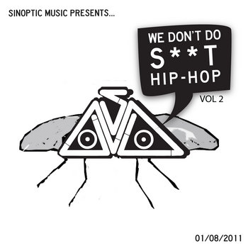 We Don't Do S**t Hip-Hop Vol.2 (FreEP) cover art