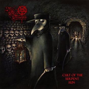 Cult Of The Serpent Sun cover art
