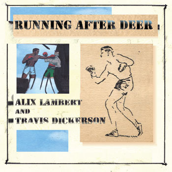 Running After Deer cover art