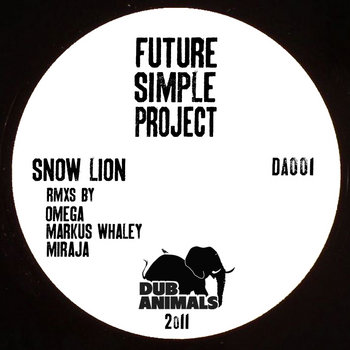 Snow Lion ep cover art