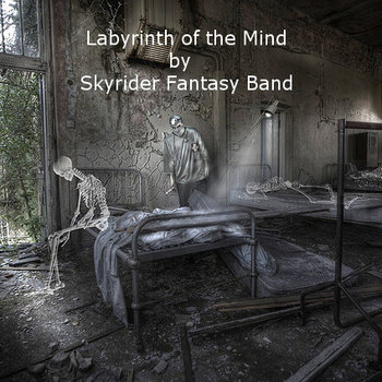 Labyrinth of the Mind cover art
