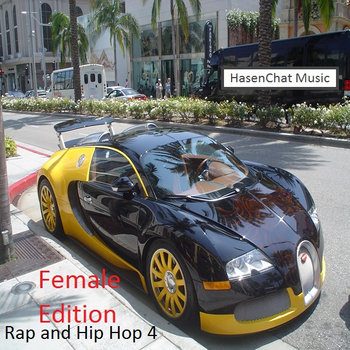 Rap and Hip Hop 4 - Female Edition cover art