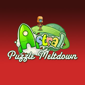 Astral Puzzle Meltdown (Soundtrack) cover art