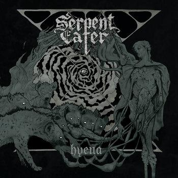 AA95. Serpent Eater - Hyena LP cover art