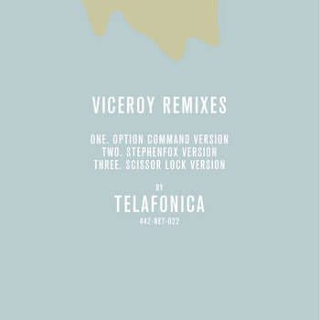 Viceroy Remixes cover art