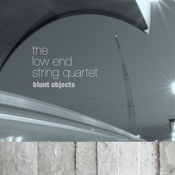 Blunt Objects cover art
