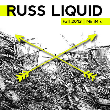 russliquid - FALL 2013 MINIMIX cover art