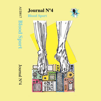 Journal Nº4 cover art