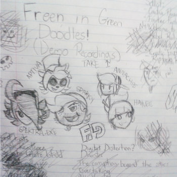 Doodles (Demo Recordings) cover art