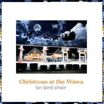 Christmas at the Wawa cover art