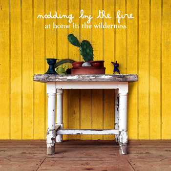 At home in the wilderness cover art
