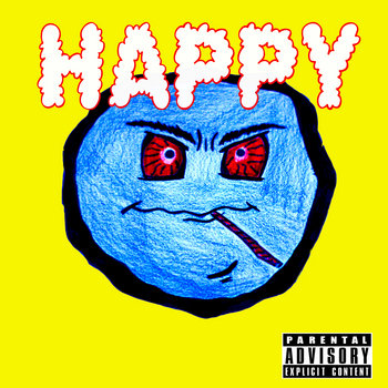 HAPPY cover art
