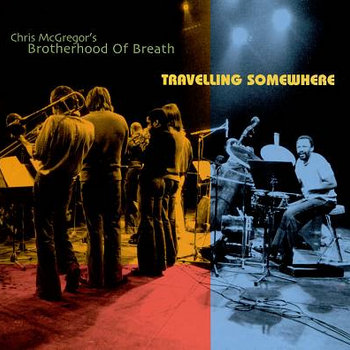 Travelling Somewhere cover art