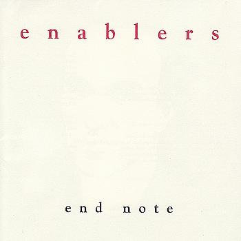 End Note cover art