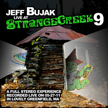 Live at Strange Creek 9 cover art