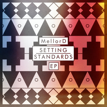 Setting Standards EP cover art