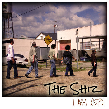 I AM [EP] cover art