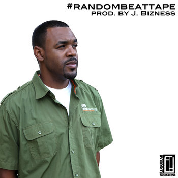 #RandomBeatTape cover art
