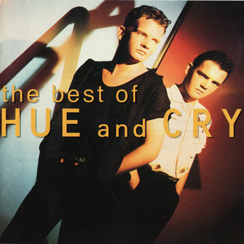 The Best Of Hue And Cry cover art